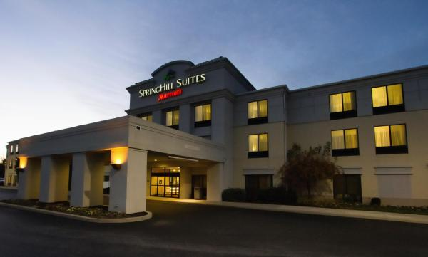 SpringHill Suites by Marriott Hershey Near The Park Херши