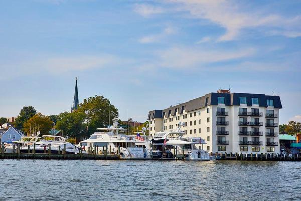 Annapolis Waterfront Hotel, Autograph Collection / Annapolis Waterfront Hotel, Autograph Collection, A Marriott Luxury & Lifestyle Hotel Аннаполис