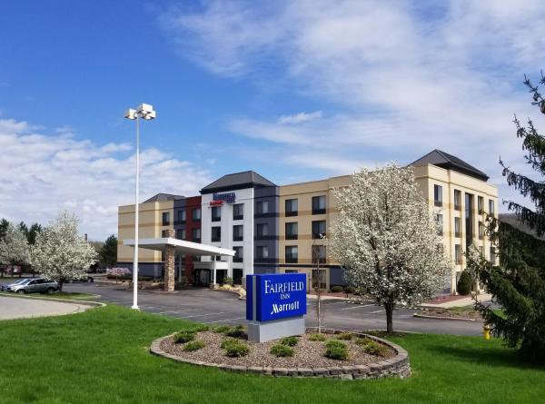 Fairfield Inn Binghamton Binghamton