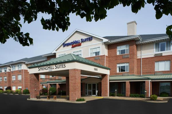 SpringHill Suites St. Louis Chesterfield Chesterfield