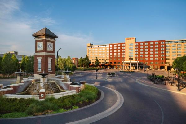 Coralville Marriott Hotel and Conference Center Coralville