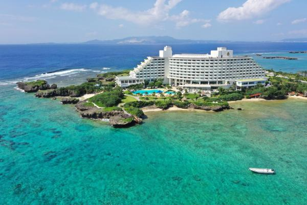 ANA InterContinental Manza Beach Resort(ANA万座海滨洲际酒店) 恩纳
