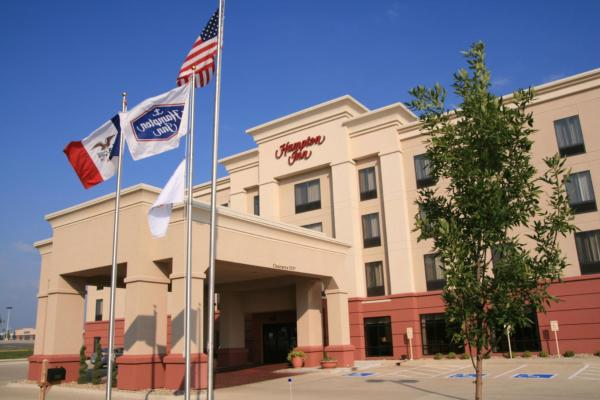 Hampton Inn Waterloo Waterloo