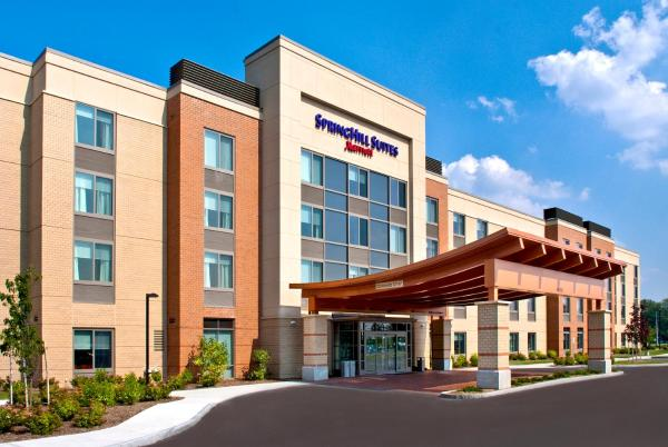 SpringHill Suites by Marriott Syracuse Carrier Circle East Syracuse