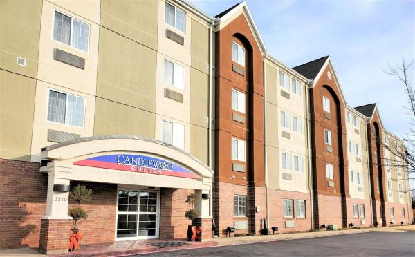 Candlewood Suites Fayetteville Fayetteville