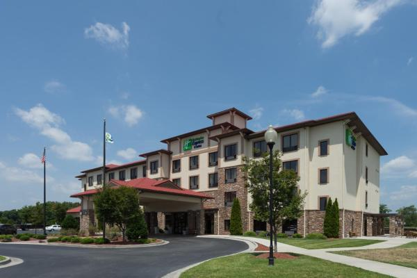 Holiday Inn Express Hotel & Suites Lexington North West-The Vineyard Lexington
