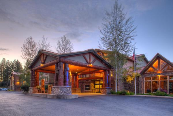 Holiday Inn Express Hotel & Suites McCall-The Hunt Lodge