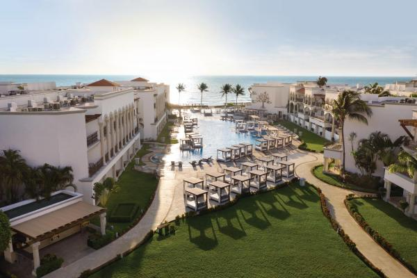 Hilton Playa del Carmen an All Inclusive Resort Playa del Carmen