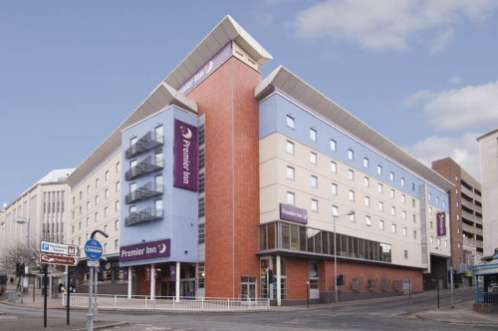 Premier Inn Sheffield City Centre - Angel St Sheffield