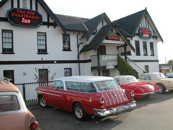 The Old Courthouse Inn Powell River