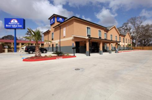 Americas Best Value Inn Sulphur Sulphur