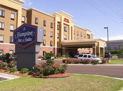 Hampton Inn & Suites Natchez 纳奇兹