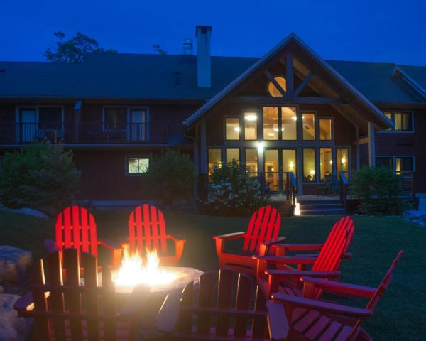 Minnewaska Lodge Gardiner