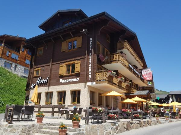 Panorama Hotel & Restaurant Bettmeralp