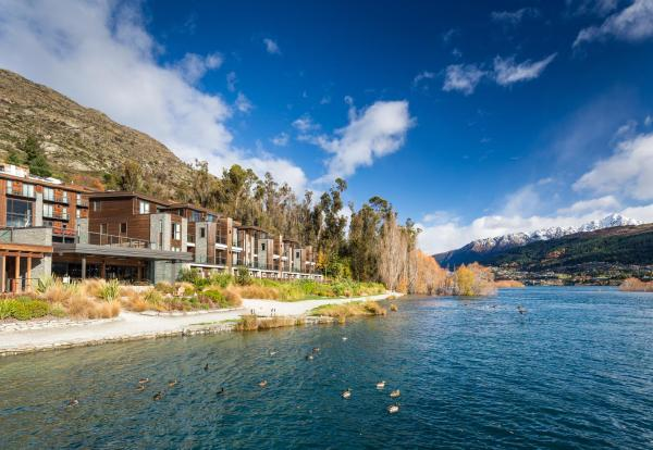 Hilton Queenstown Resort & Spa 皇后镇