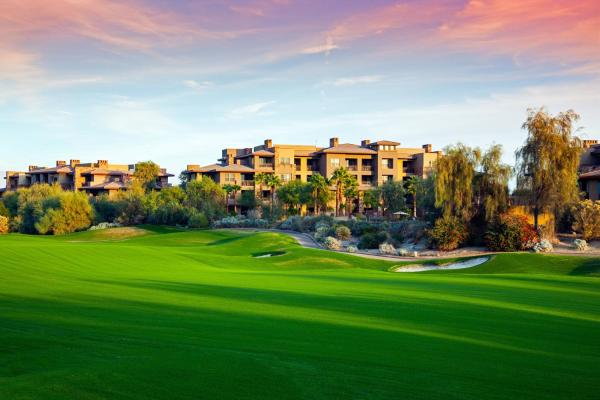 Westin Desert Willow Villas(威斯汀沙漠柳别墅酒店) 棕榈荒漠