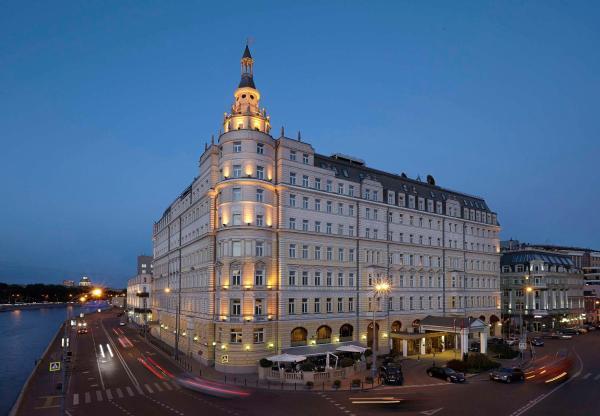 Отель Балчуг Кемпински Москва