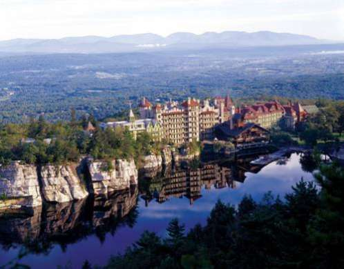 Mohonk Mountain House New Paltz