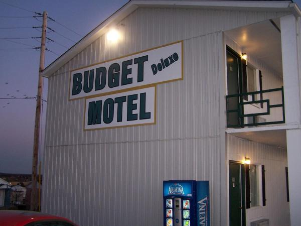 Budget Deluxe Motel Ролла