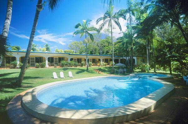 Villa Marine Holiday Apartments Cairns Yorkeys Knob