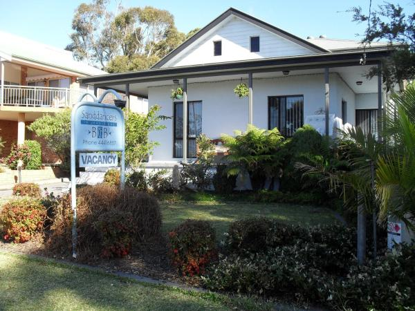 Sanddancers Bed & Breakfast in Jervis Bay
