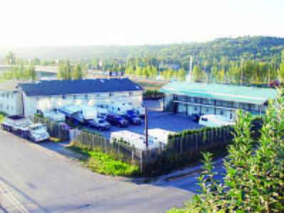 Fraser Bridge Inn and RV Park Quesnel