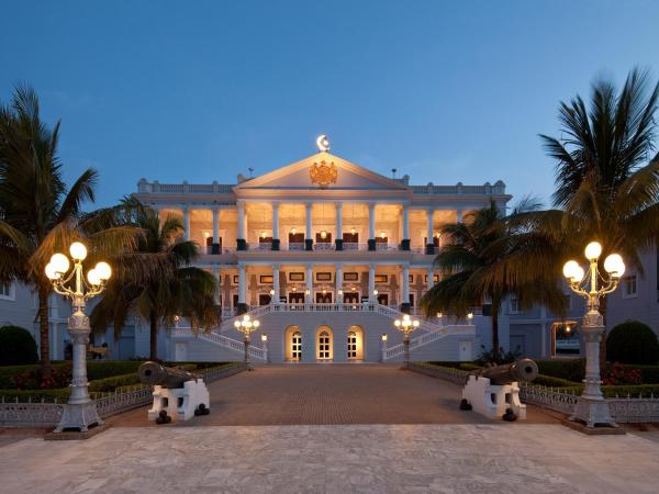 Taj Falaknuma Palace Hyderabad