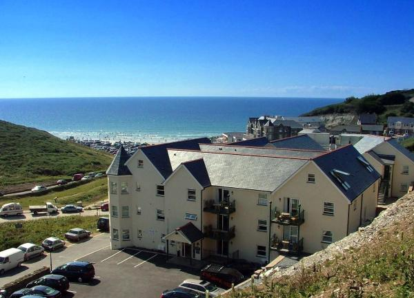 Beachcombers Apartments Newquay