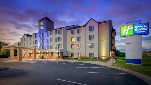Holiday Inn Express Hotel & Suites Coon Rapids - Blaine Area Coon Rapids