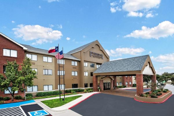 Staybridge Suites Lubbock Лаббок