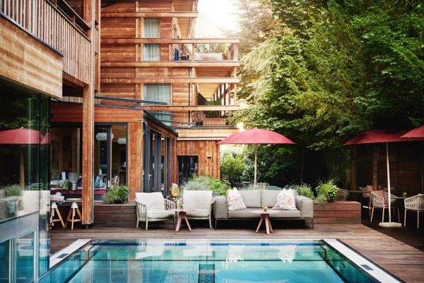 Das Posthotel - Small Luxury Hotels of the World Zell am Ziller