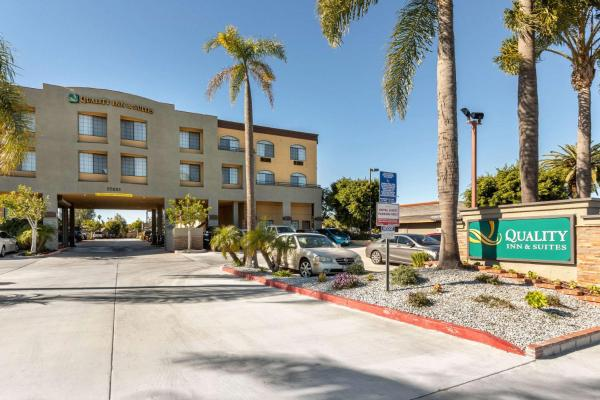 Quality Inn & Suites Huntington Beach - Fountain Valley Хантингтон-Бич
