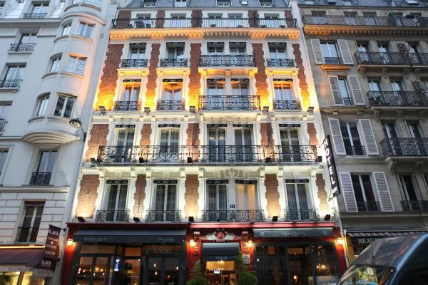 Hotel Celtic Paris