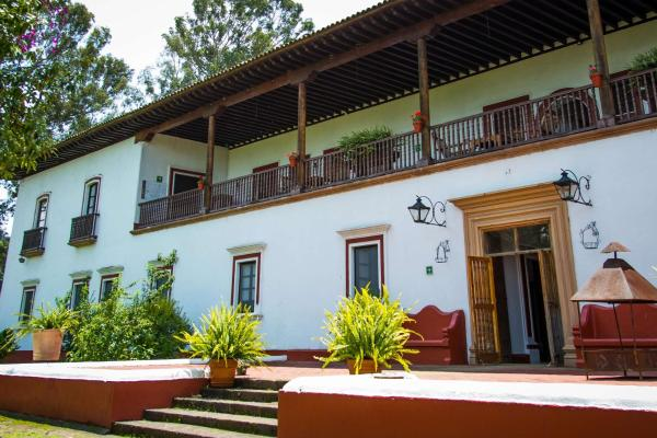 Best Western Plus Posada de Don Vasco Pátzcuaro
