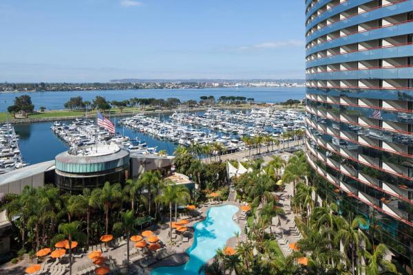 San Diego Marriott Marquis and Marina San Diego