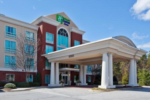 Holiday Inn Express Hotel & Suites Greenville-I-85 & Woodruff Road Greenville