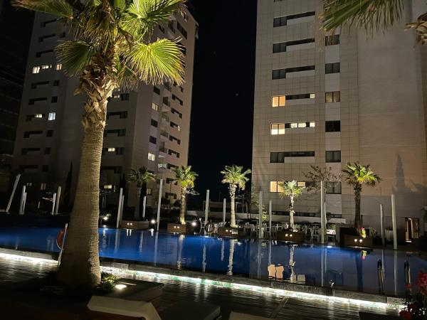 Olympic Residence Deluxe Apartments Limassol