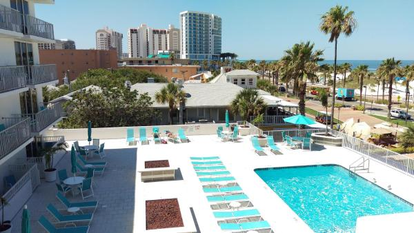 Beachview Hotel Clearwater Beach