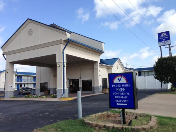 Americas Best Value Inn Hillsboro