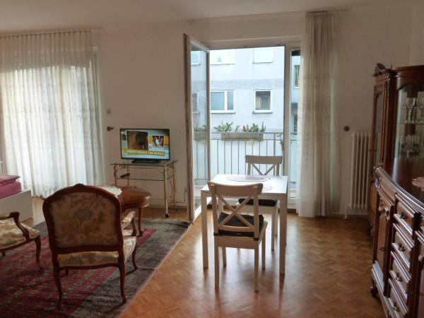 Apartment24-Schoenbrunn Viena