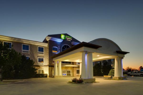 Holiday Inn Express Vernon College Area Highway 287 Vernon