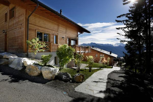Crans Luxury Lodges