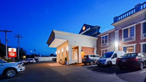 Best Western PLUS Fairfield Hotel Fairfield