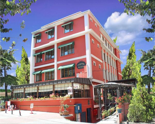 Bakirkoy Tashan Business & Airport Hotel