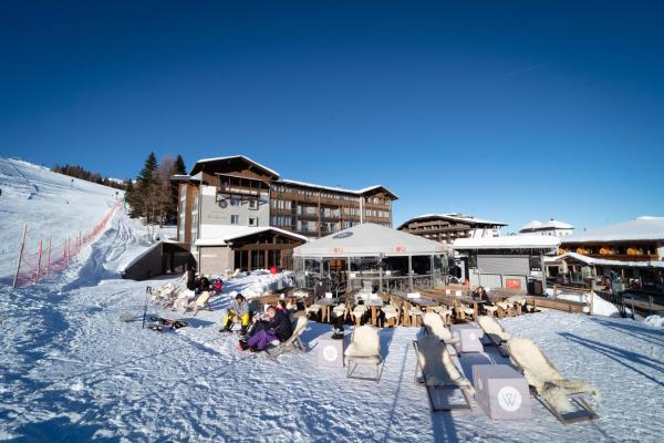 Hotel Wulfenia - Adults Only