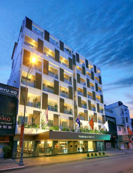 Norfolk Hotel Saigon 胡志明市