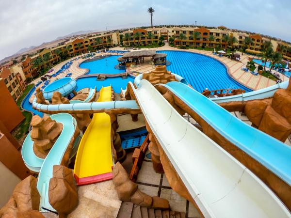 Regency Plaza Aqua Park and Spa Resort Charm el-Cheikh