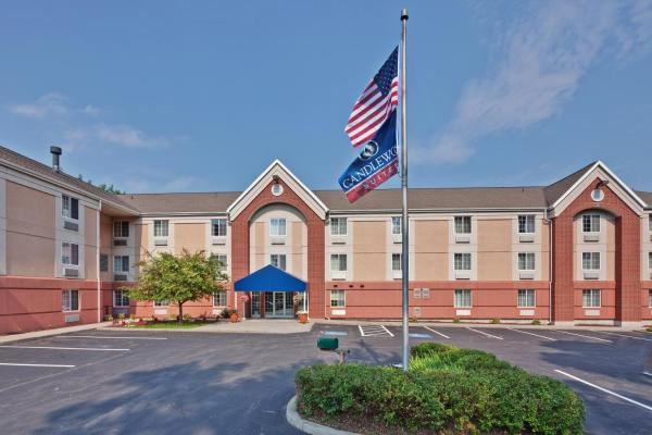 Candlewood Suites - East Syracuse - Carrier Circle East Syracuse
