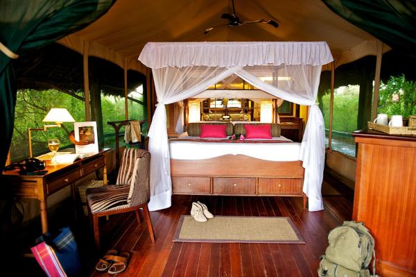 Samburu IntrepidsTented Camp Archers Post