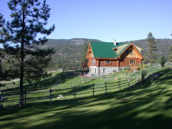 Wildhorse Mountain Guest Ranch Bed & Breakfast 萨默兰